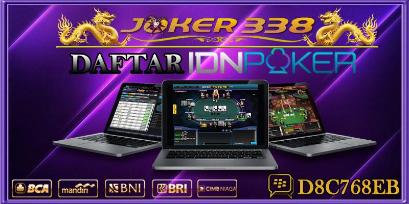 Daftar IDN Poker Indonesia - IDN Poker | Agen IDN POKER ...